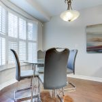 Image of the Cofee Room with a 4 seater table at 60 Rawling Crescent
