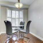 Image of the Coffee Room with a 4 seater table at 60 Rawling Crescent