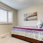 Image of Guest Room with a single bed and drawer at 60 Rawling Crescent