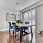 Image of the Dining Room with 4 seater dining table at 60 Rawling Crescent